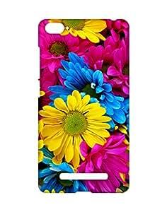 Mobifry Back case cover for Xiaomi Mi 4i Mobile ( Printed design)