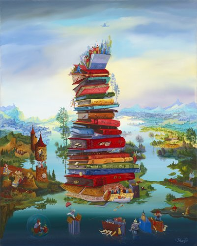 Artifact Puzzles - Isabelle Plante La Connaissance Wooden Jigsaw Puzzle
