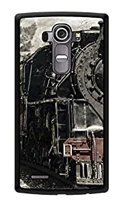 "Humor Gang Old Train Engine Printed Designer Mobile Back Cover For ""LG G4"" (3D, Glossy, Premium Quality Snap On Case)"