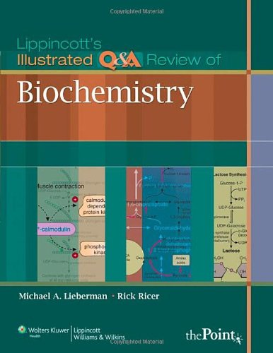 Lippincott'S Illustrated Q&A Review Of Biochemistry front-658529