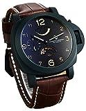 [パガーニ]PAGANI DESIGN イタリア高級車メーカー腕時計 パワーリザーブメモリ スモールセコンド オープンハート PD-2716RBGS [並行輸入品]