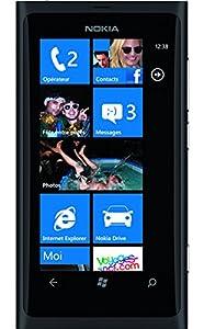 Nokia Lumia 800 Smartphoen - on Orange Network - Black