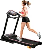 Merax® 1.5HP Folding Electric Treadmill Motorized Running Machine LCD Panel