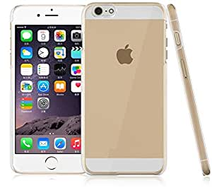 iPhone 6s Plus Case, Hard Crystal Case for Apple iPhone 6s Plus (Transparent) Will Not Yellow Even After Long time Use