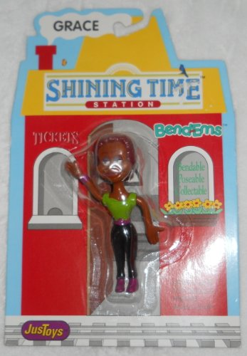 Grace Shining Time Station Bend-Ems Figure - 1