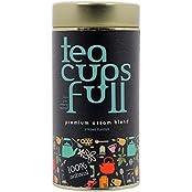 Premium Assam Blend, CTC Plus Darjeeling Long Leaf Tea, Black Tea 100 Gm