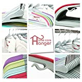 Homecare Non slip Plastic Hangers (pack of 10)