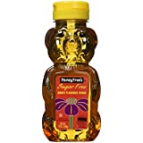 HoneyTree's Honey Flavored Syrup, Sugar Free, 12-Ounce Plastic Bears (Pack of 12)