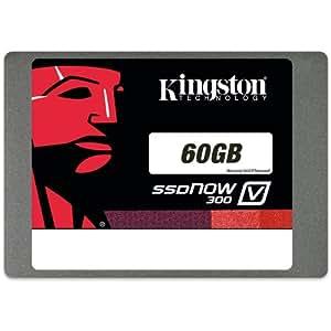 "Kingston 60Go Disque flash interne SSDNowV300 - 2.5"" SATA 3.0"