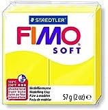 Staedtler Fimoâ soft Pâte à modeler 57 g Citron