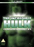 The Incredible Hulk: The Complete First And Second Seasons [DVD]