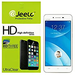 Jeelo HD Clear Screen Guard for Vivo V1 - Pack of 2