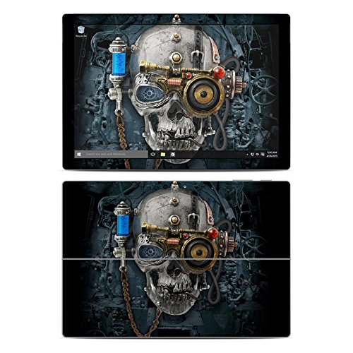 Necronaut Design Decal Skin Sticker for Microsoft Surface Pro 4 (High Gloss)