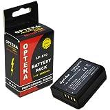Opteka LP-E10 2000mAh Ultra High Capacity Li-ion Battery Pack for Canon EOS Rebel T3 (1100D)