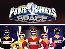 Power Rangers In Space - Season 1