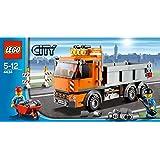 Lego City - 4434 - Jeu de Construction - Le Camion à Benne Basculante