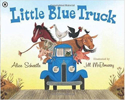 LITTLE BLUE TRUCK (Potty Time With Elmo App compare prices)