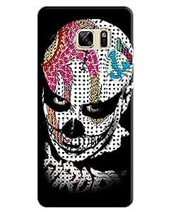 Samsung Galaxy Note 7 Back Cover By FurnishFantasy