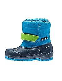 adidas M22753 Infant Med Blue Winterfun Primaloft I Boot