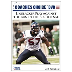 Linebacker Play Against the Run in the 3-4 Defense