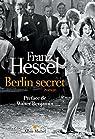Berlin secret par Hessel
