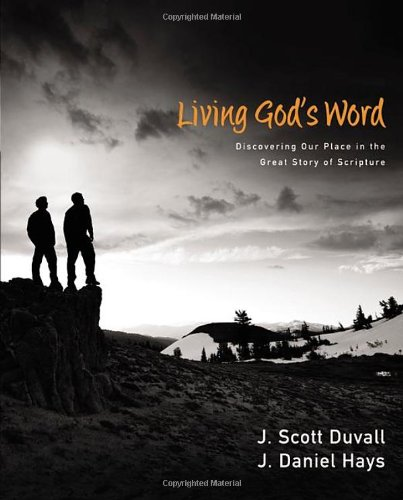 Living God'S Word: Discovering Our Place In The Great Story Of Scripture front-894988