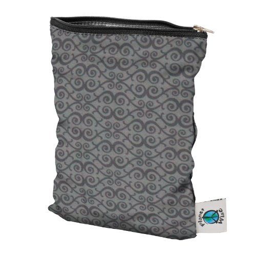 planet-wise-wet-diaper-bag-organic-silver-scroll-small-color-organic-silver-scroll-size-small