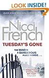 Tuesday's Gone: A Frieda Klein Novel (Frieda Klein Series Book 2)