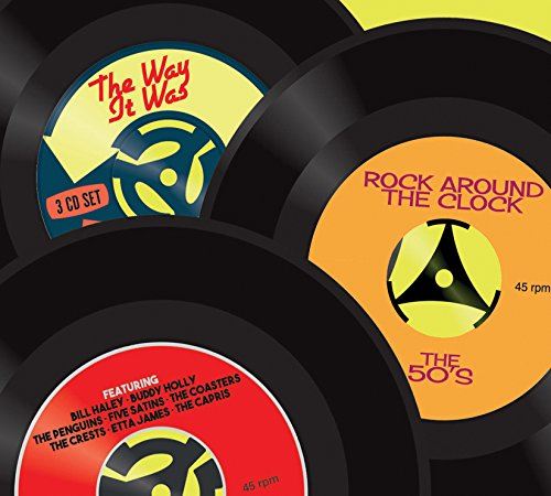 Various - The Way It Was: Rock Around The Clock The 50
