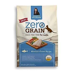 Amazon.com : NUTRISH pescado blanco y la receta de patatas Cero Grano