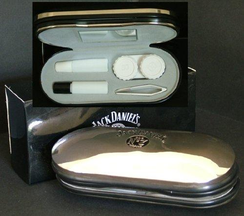 Jack Daniel - Custodia per occhiali e lenti a contatto