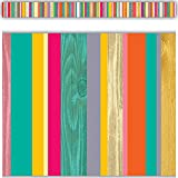 Teacher Created Resources 2658 Tropical Punch Straight Border Trim
