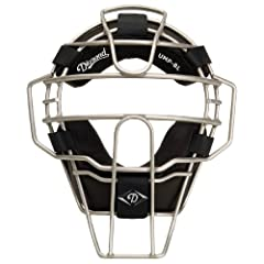 Buy Diamond Sports Big League Ultra-Lite Umpire Mask by Diamond Sports