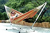 Stansport Brazilian Hammock/Stand Combo