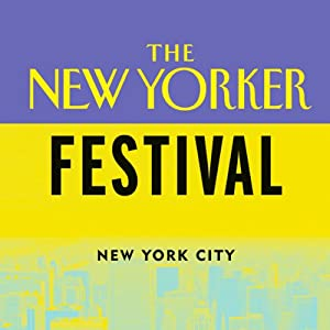 The New Yorker Festival: Monica Ali and Aleksandar Hemon | [Monica Ali, Aleksandar Hemon]