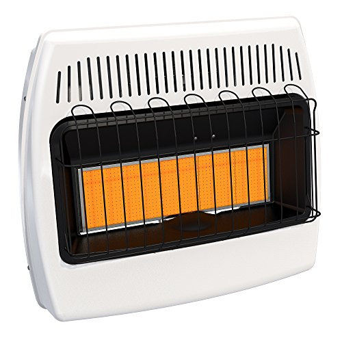 Dyna-Glo IR30NMDG-1 30,000 BTU Natural Gas Infrared Wall Heater (Wall Heaters Gas compare prices)