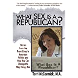What Sex is a Republican? ~ Terri McCormick