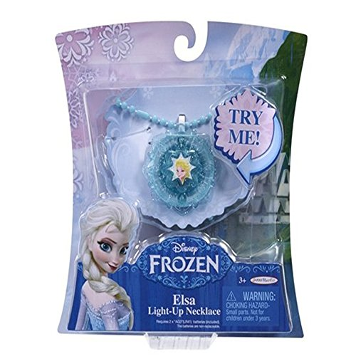 Frozen Elsa Light-Up Necklace - 1