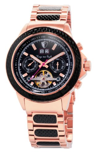 Hugo von Eyck orologio da uomo automatico Leonis, HE201-327