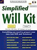 Simplified Will Kit: The Ultimate Guide to Making a Will (Simplified Will Kit (W/CD))