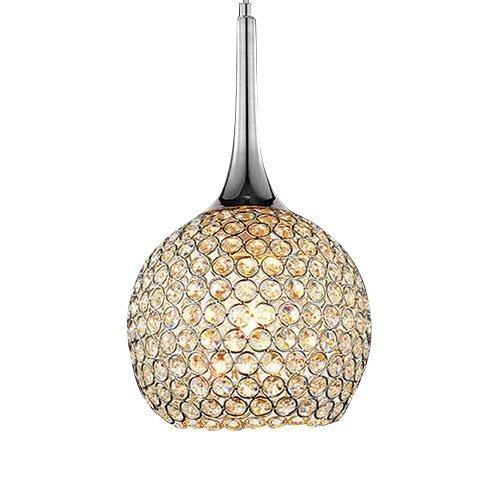 Ouku Kronleuchter, ein Licht, einfache moderne künstlerische MS-86405 Kronleuchter - Kristall - Zeitgenössisch - Wohnzimmer