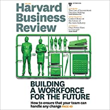 Harvard Business Review, October 2016 Periodical by Harvard Business Review Narrated by Todd Mundt