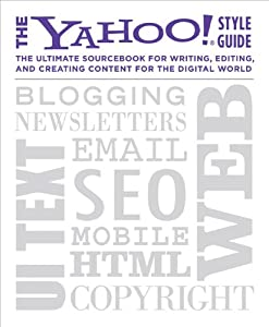 Cover of &quot;The Yahoo! Style Guide: The Ult...