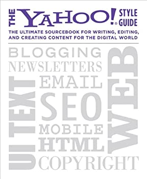 Book Review: The Yahoo! Style Guide