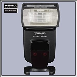 Yongnuo YN-560EX TTL Slave Flash for Canon and Nikon Digital SLR Cameras