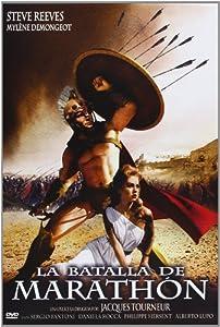 La Batalla De Marathon [DVD]: Amazon.es: Steve Reeves