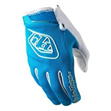 2013 Troy Lee Designs Air Gloves (MEDIUM) (BLUE)