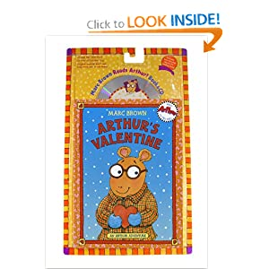 Arthur's Valentine: Book &amp; CD (Arthur Adventures)