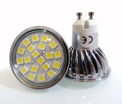13W LED WARMWHITE GU10 ES111 Lamp 230V 30 Deg COB 50W-75W Halogen Replacement