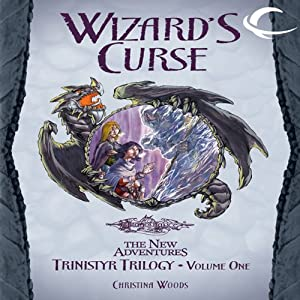 Wizard's Curse: Dragonlance: The New Adventures: Trinistyr Trilogy, Book 1 | [Christina Woods]